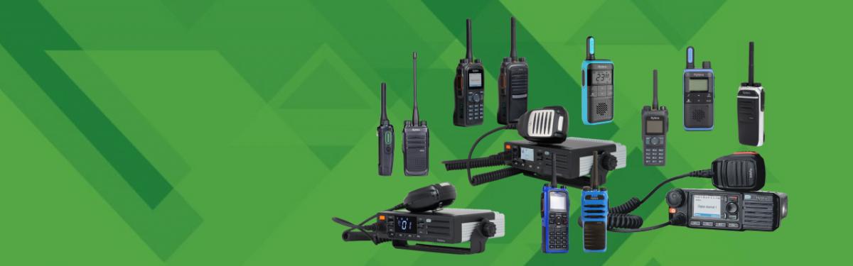 Большой выбор радиостанций