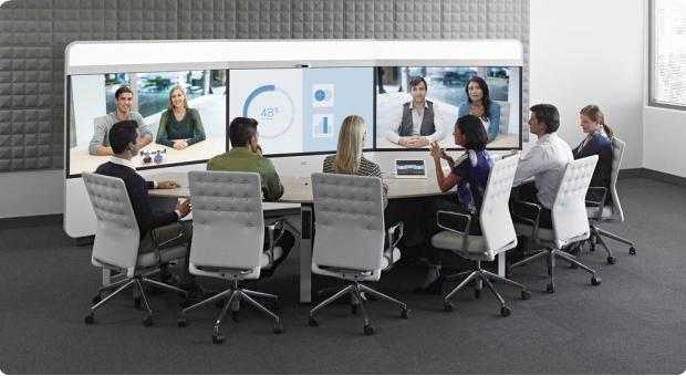 Системы видеоконференцсвязи.